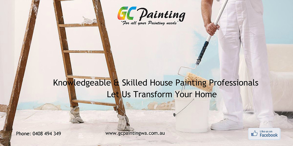 Why Hire a Professional House Painter? | Rockingham Painter