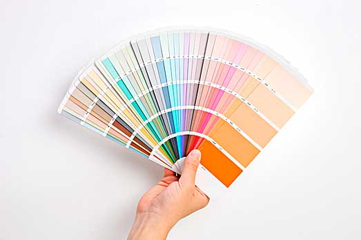 paint colour samples gc painting